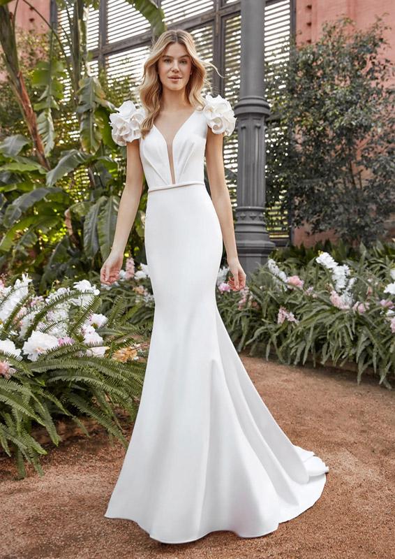 San Patrick - La Sposa - Becca menyasszonyi ruha