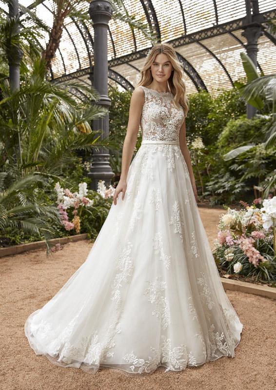 San Patrick - La Sposa - Erica menyasszonyi ruha
