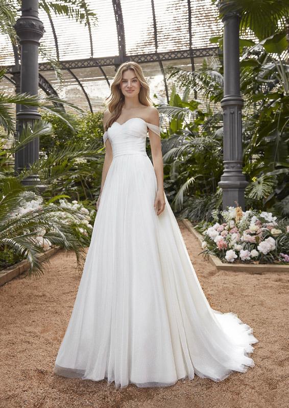 San Patrick - La Sposa - Eugenia menyasszonyi ruha