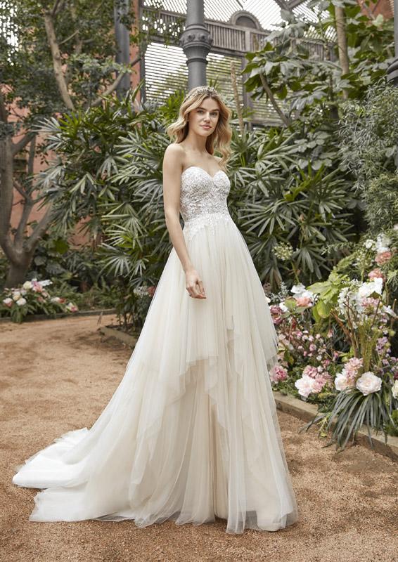 San Patrick - La Sposa - Hillia menyasszonyi ruha