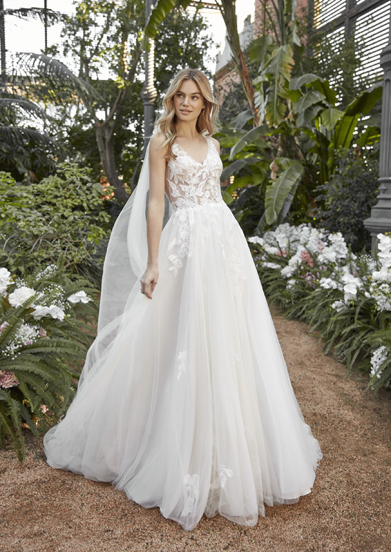 San Patrick - La Sposa - Jamesia menyasszonyi ruha