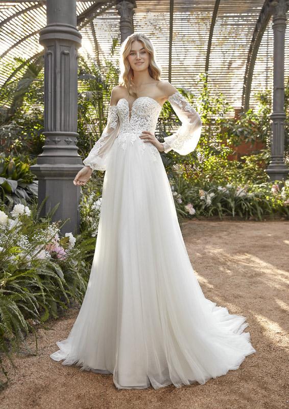 San Patrick - La Sposa - Jumellea menyasszonyi ruha