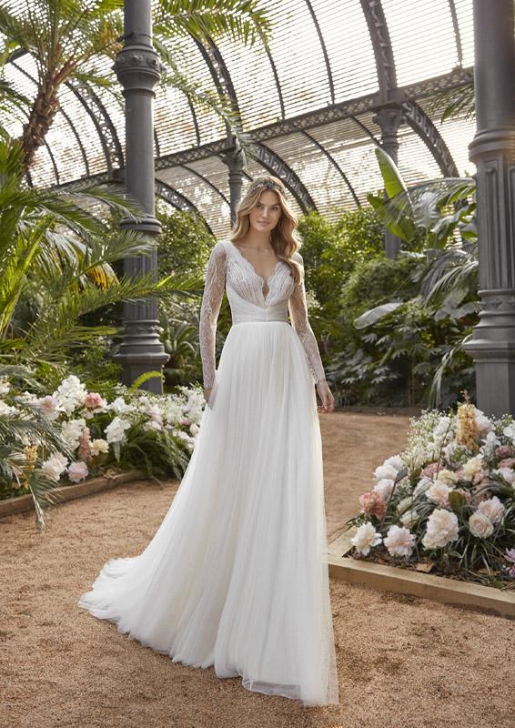San Patrick - La Sposa - Lasia menyasszonyi ruha