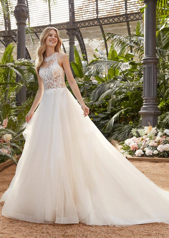San Patrick - La Sposa - Leandra menyasszonyi ruha
