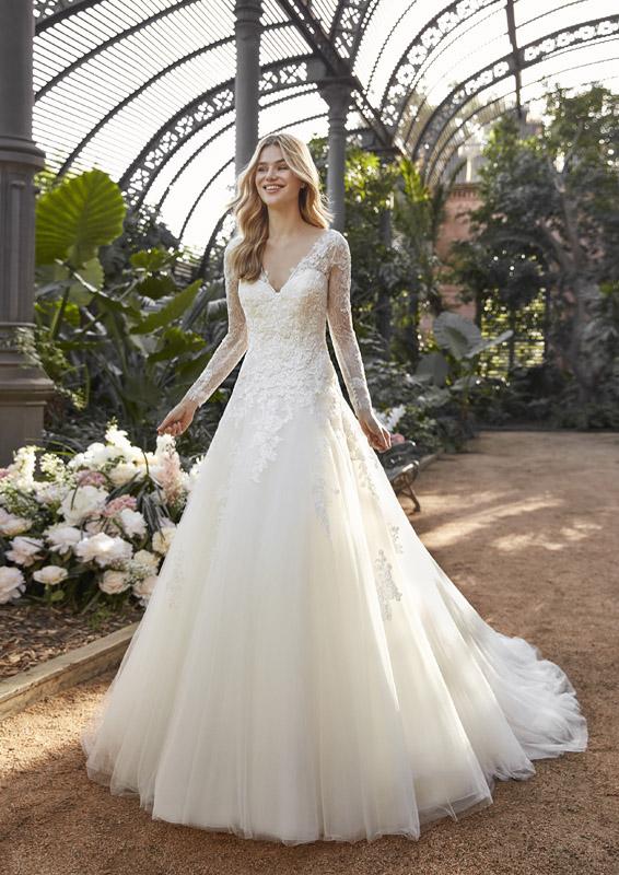 San Patrick - La Sposa - Leea menyasszonyi ruha