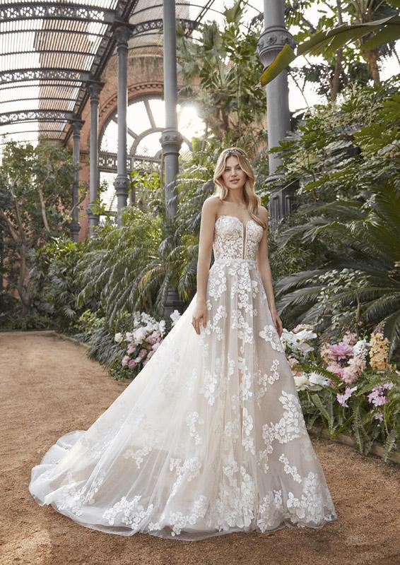 San Patrick - La Sposa - Lilium menyasszonyi ruha