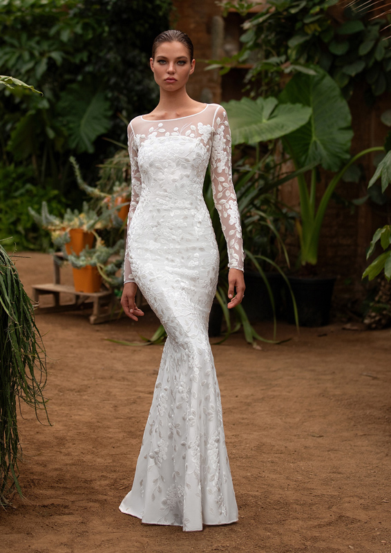 Zac Posen for W1 - Ace menyasszonyi ruha