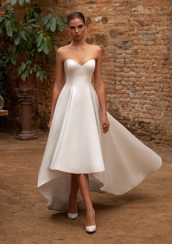 Zac Posen for W1 - Anna menyasszonyi ruha