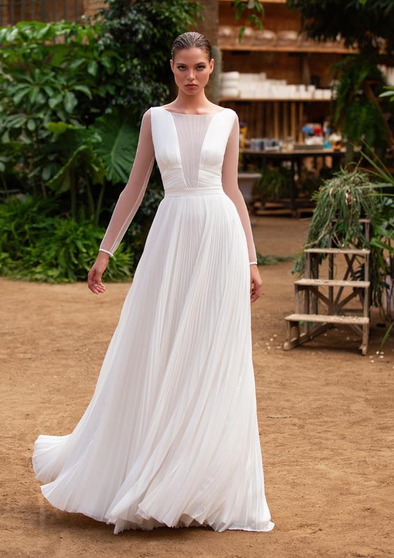 Zac Posen for W1 - Eva - menyasszonyi ruha