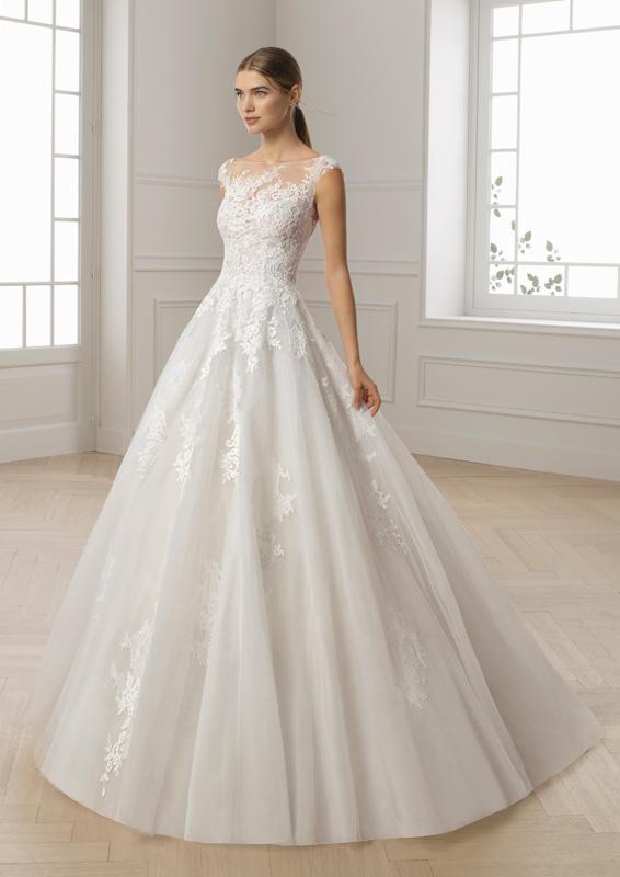 Rosa Clará - Aire Barcelona - Ervin - menyasszonyi ruha
