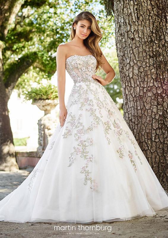 Martin Thornburg - Flora - menyasszonyi ruha