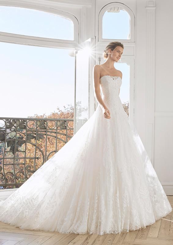 Rosa Clará - Aire Barcelona - Esmero - menyasszonyi ruha