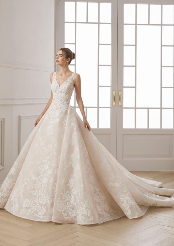 Rosa Clará - Aire Barcelona - Esther - menyasszonyi ruha