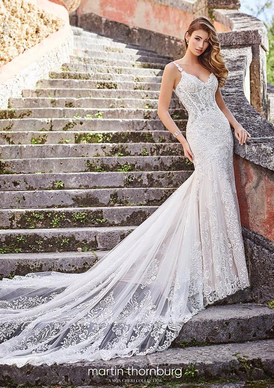 Martin Thornburg - Marissa - menyasszonyi ruha