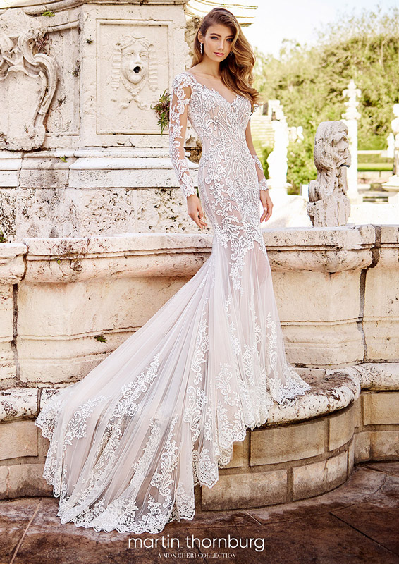 Martin Thornburg - Rosaria - menyasszonyi ruha
