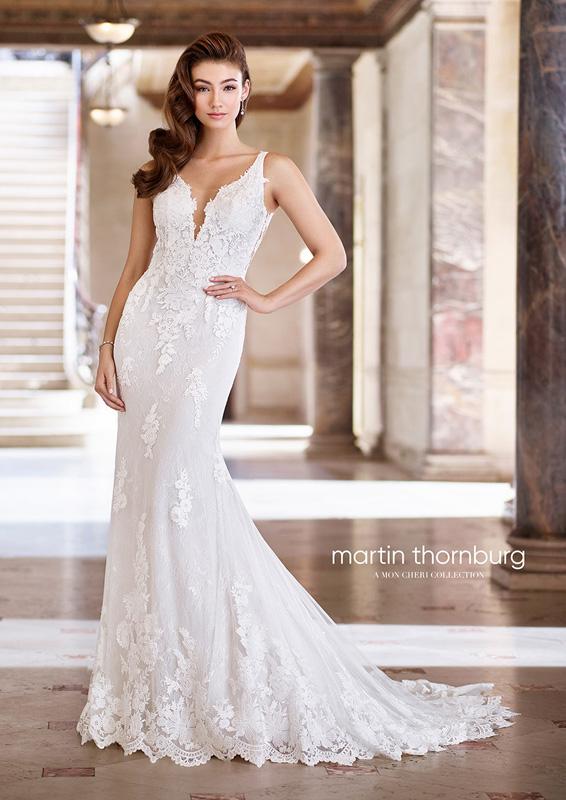 Martin Thornburg - Rachel Marie - menyasszonyi ruha