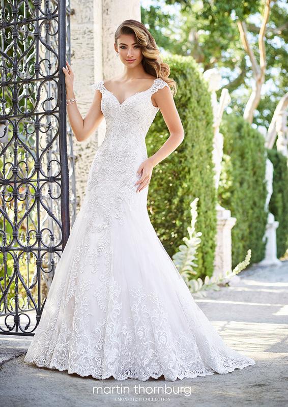 Martin Thornburg - Carina - menyasszonyi ruha