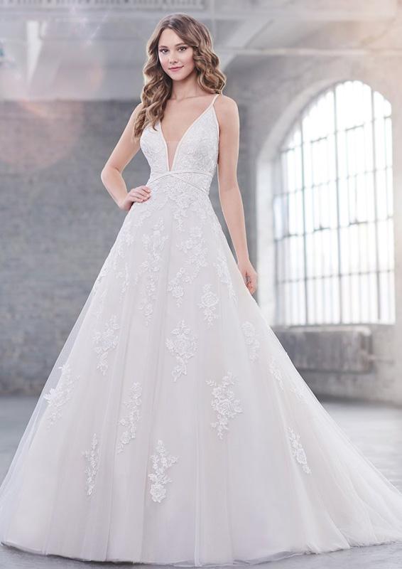 Martin Thornburg - Janis – menyasszonyi ruha
