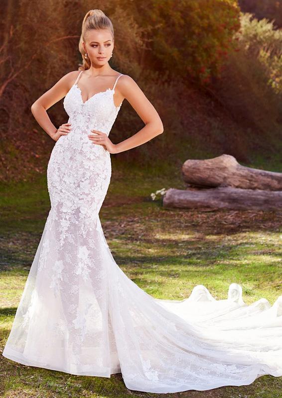 Martin Thornburg - Daryn – menyasszonyi ruha