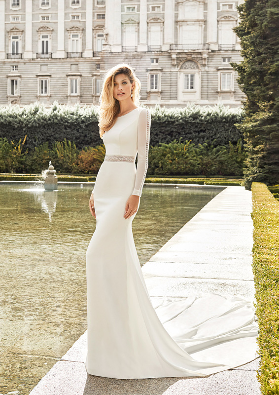 Rosa Clará - Aire Barcelona – Natane – menyasszonyi ruha