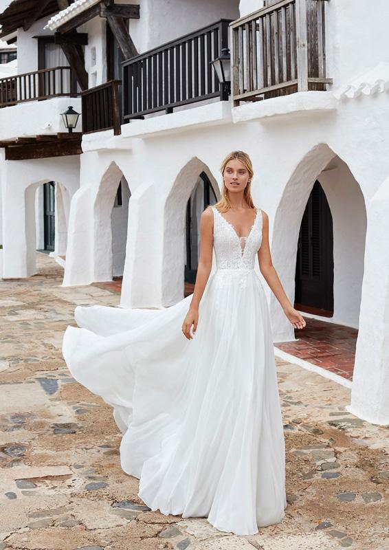 Rosa Clará - Aire Barcelona – Quero – menyasszonyi ruha