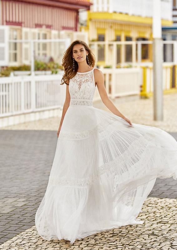 Rosa Clará - Soft – Hassel – menyasszonyi ruha