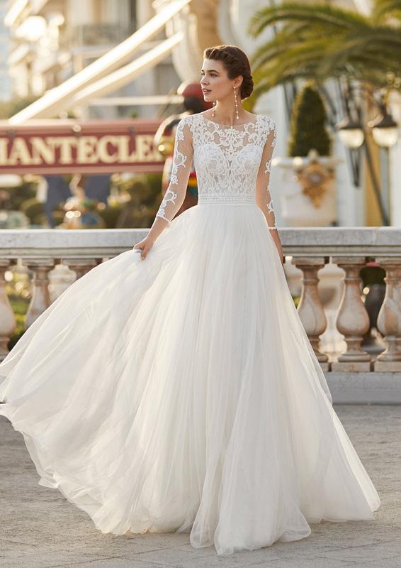 Rosa Clará - Aire Barcelona – Indy – menyasszonyi ruha