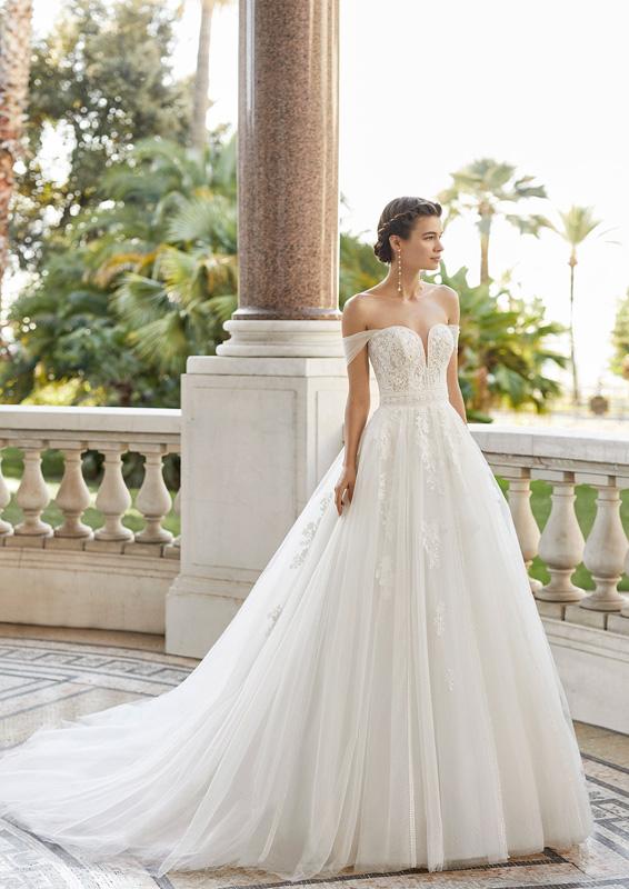 Rosa Clará - Aire Barcelona – Irene – menyasszonyi ruha