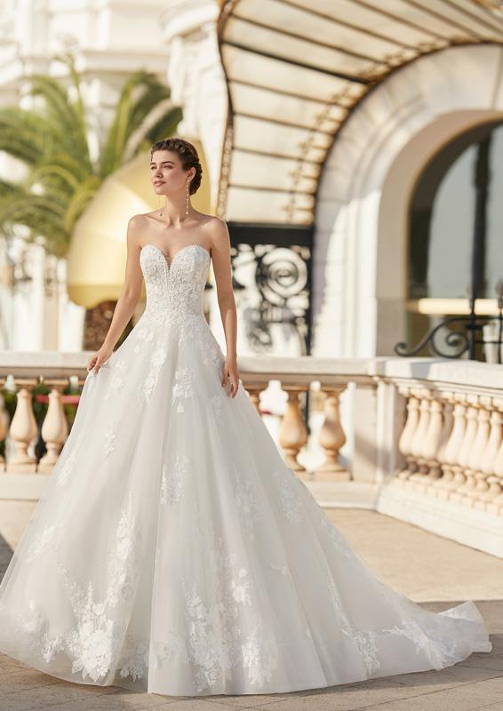 Rosa Clará - Aire Barcelona – Irie – menyasszonyi ruha