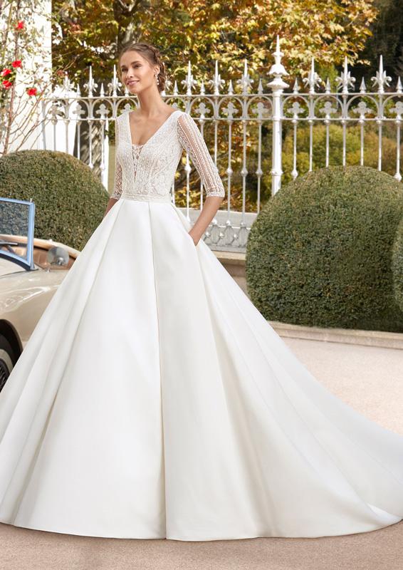 Rosa Clará - Aire Barcelona – Isamel – menyasszonyi ruha