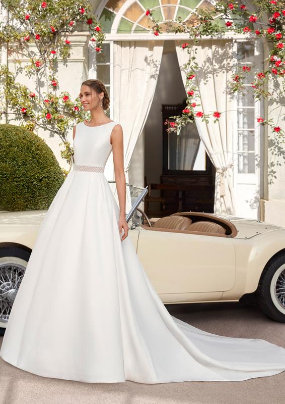 Rosa Clará - Aire Barcelona – Isel – menyasszonyi ruha