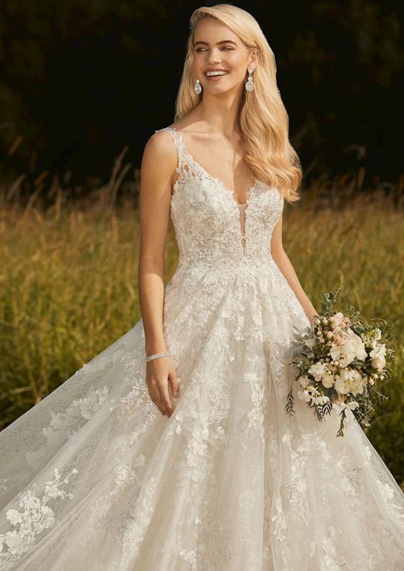 Sophia Tolli – Seraphina - menyasszonyi ruha