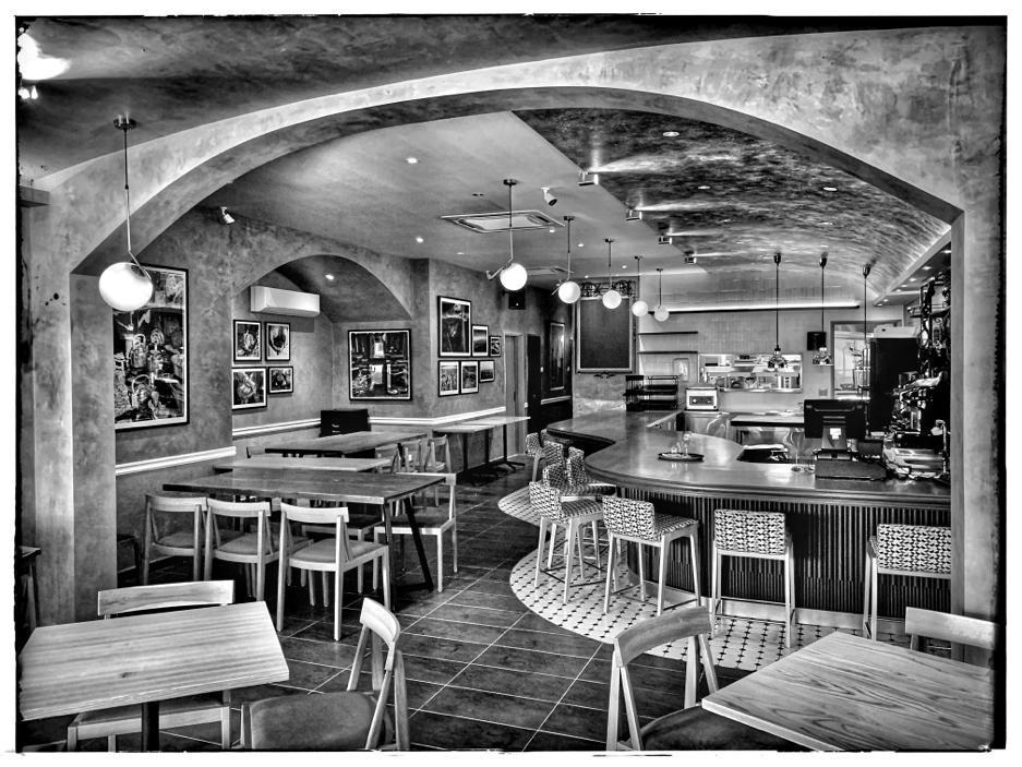 Cafe-Bistrot David Banner