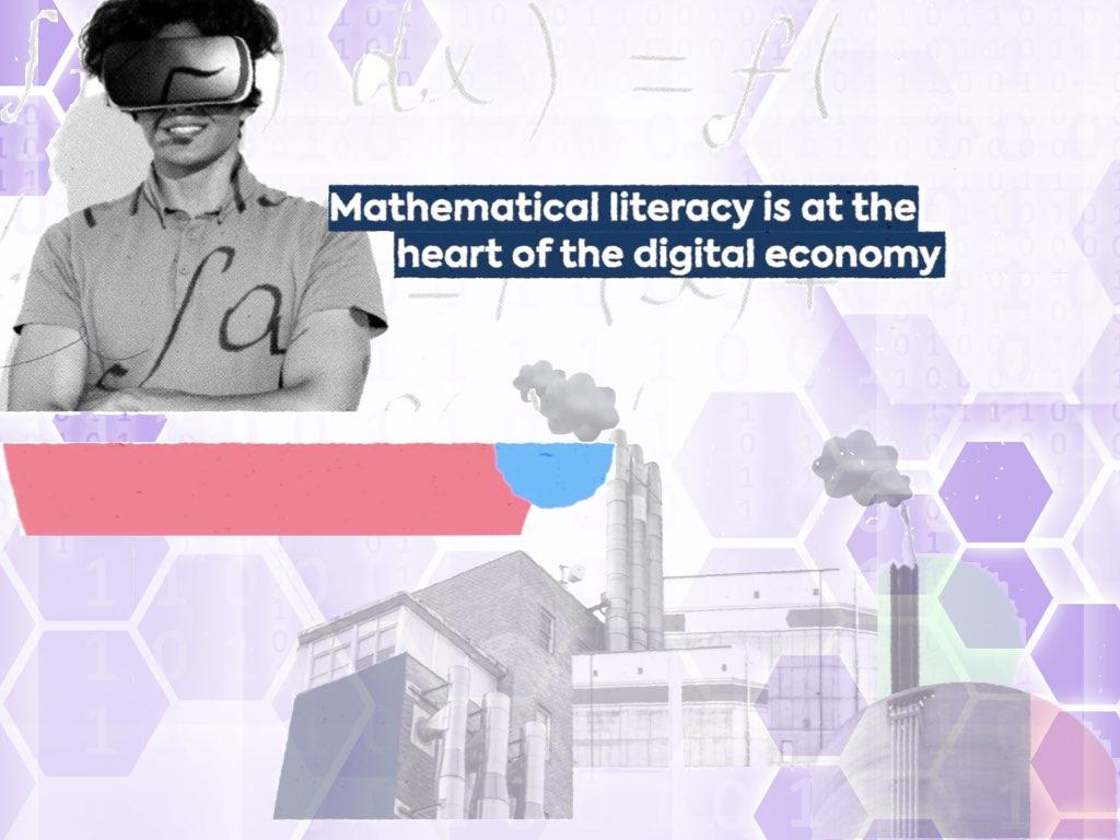 Mathematical Freedom, Digital Economy, Transforming Learning