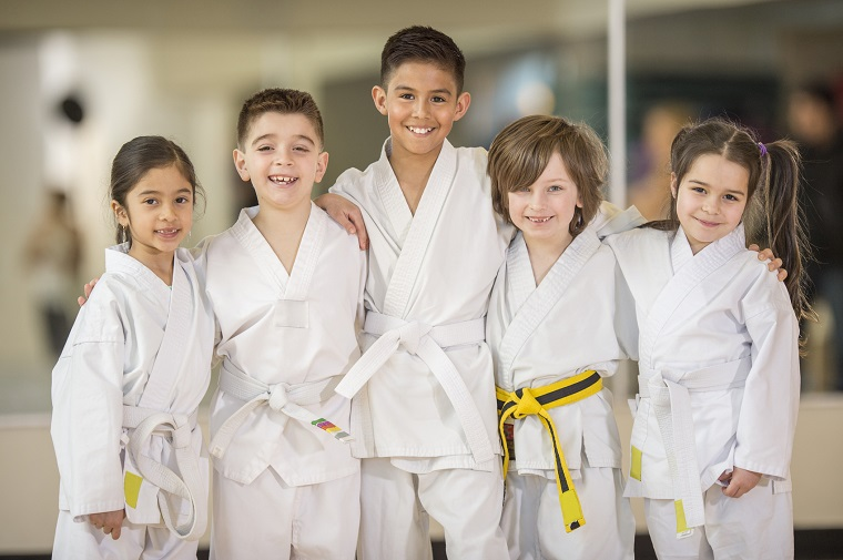 Karate Birthday Parties Los Angeles
