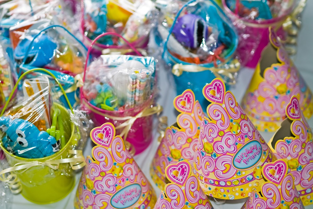 Kids birthday party favors perfect for planning