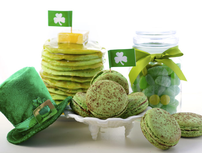 st. patrick's day snack and treat ideas for kids