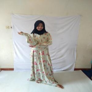 Gamis Erlin Aiko Dress