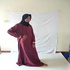 Gamis Erlin Erika/gamis murah /gamis muslim