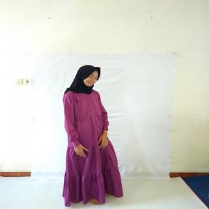 Gamis Erlin Qalia Dress