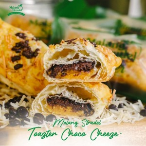 Malang Strudel Toaster Choco Cheese