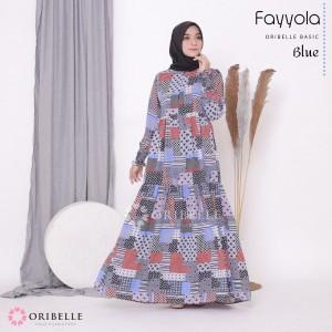 Baju Muslimah Fayyola