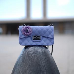 Purple Mini Bag