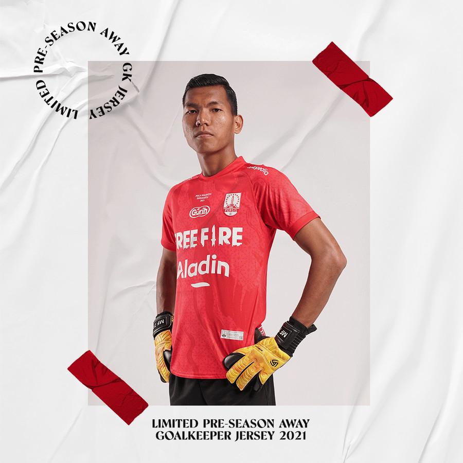 LIMITED - Pre Season Away GoalKeeper Jersey Persis Solo 2021