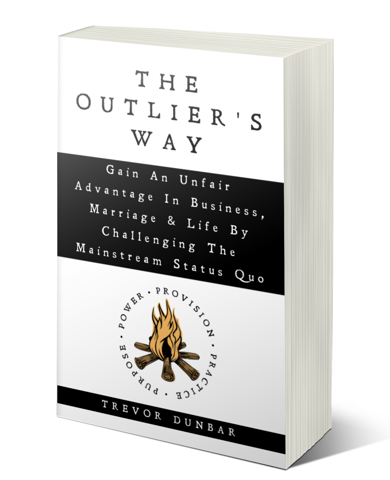 The Outlier's Way Book Coming Spring of 2021