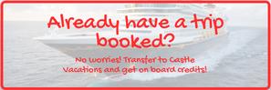 Disney Cruise already booked