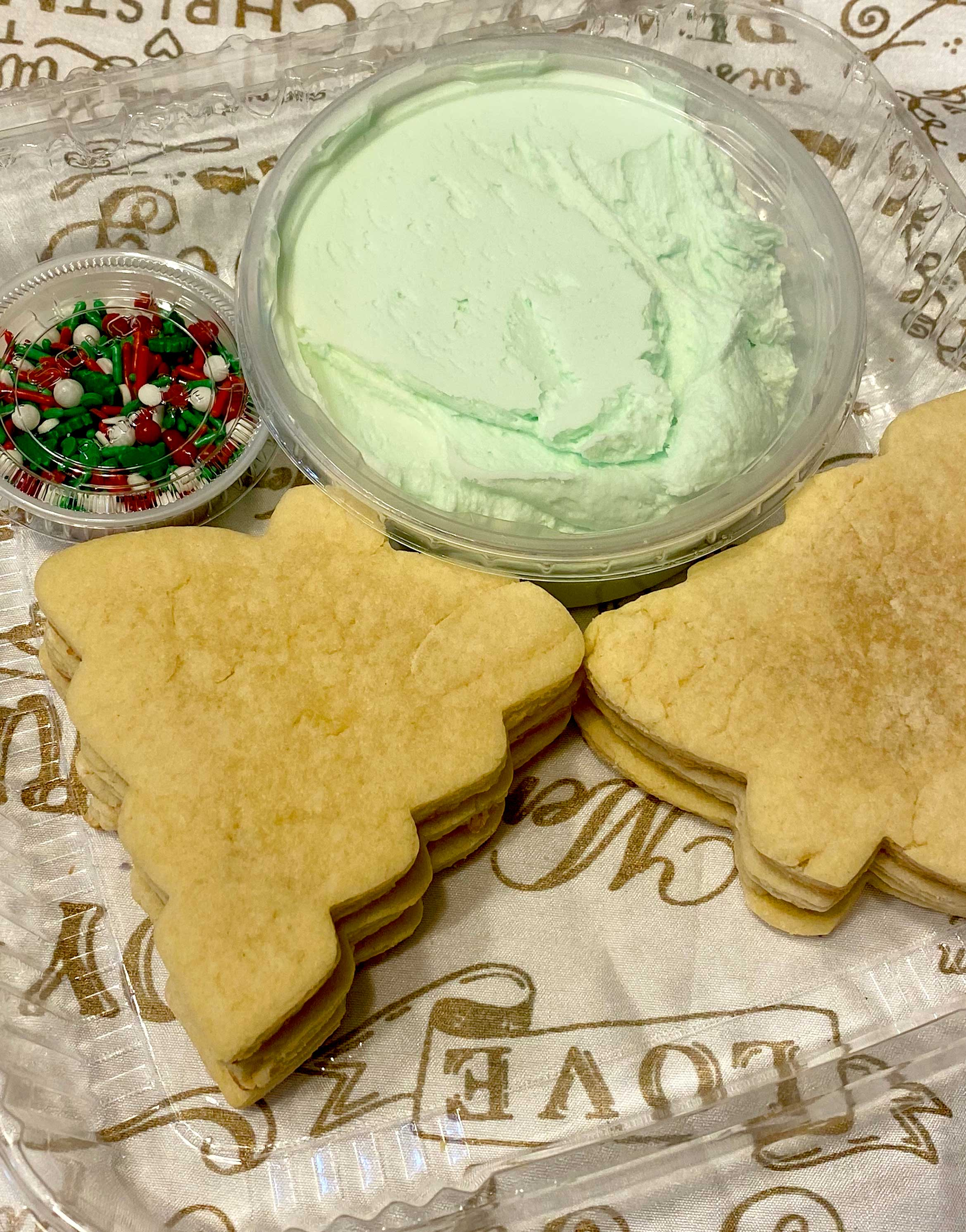 Order Treats by Jess - Happy Holiday Cookie Kit