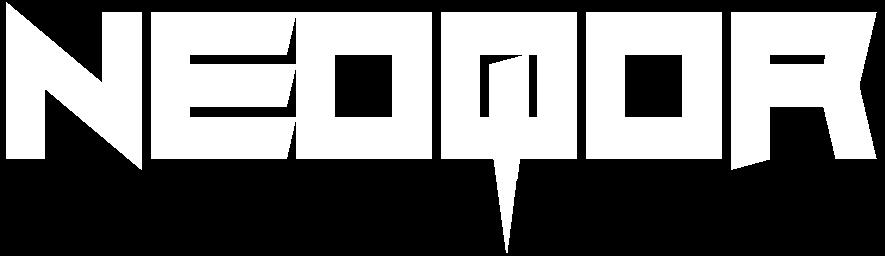 neoqor logo white 2020 png frenchcore hardcore