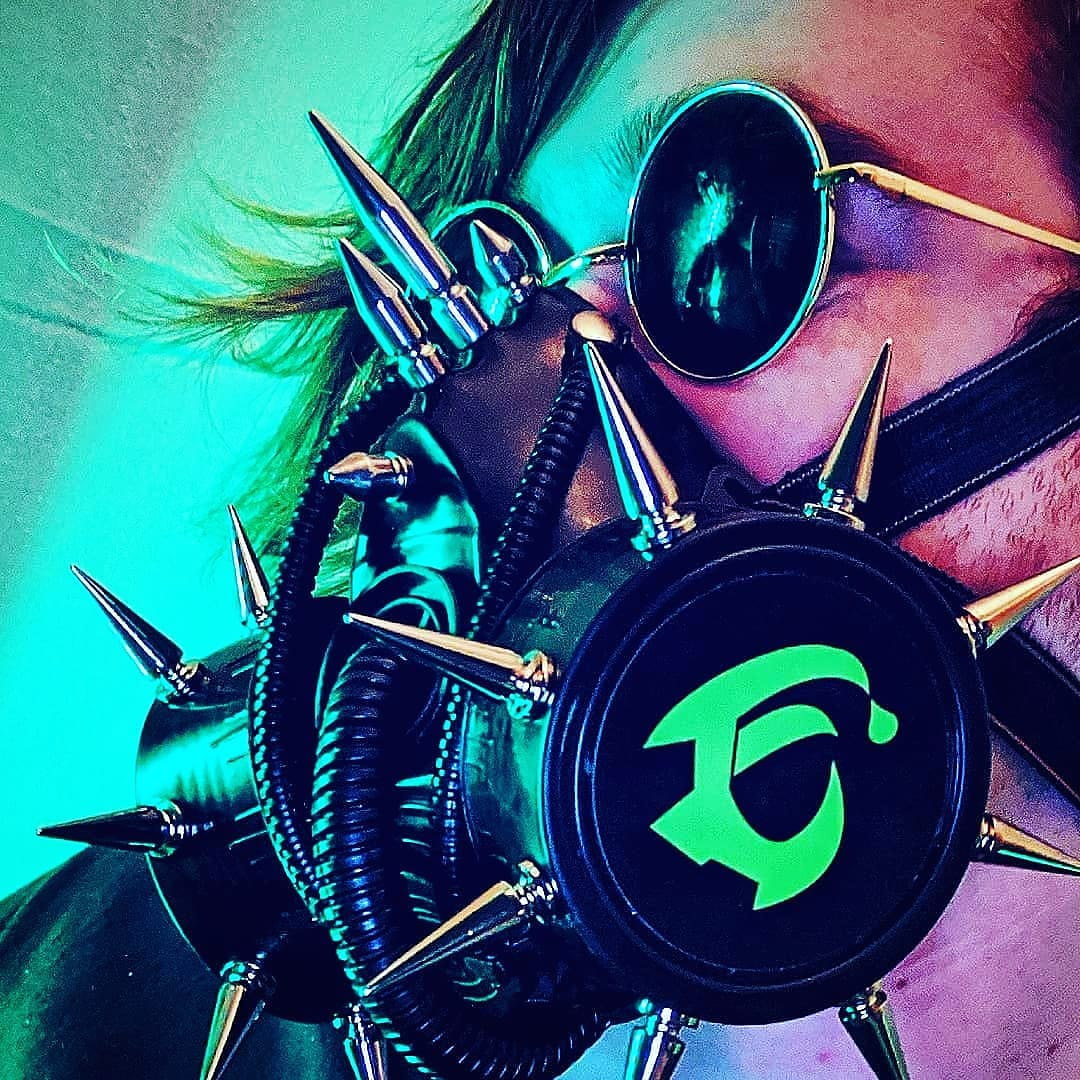 neoqor press photo 2020 frenchcore thunderdome hakken frenchcore worldwide dr. peacock sefa cyberpunk
