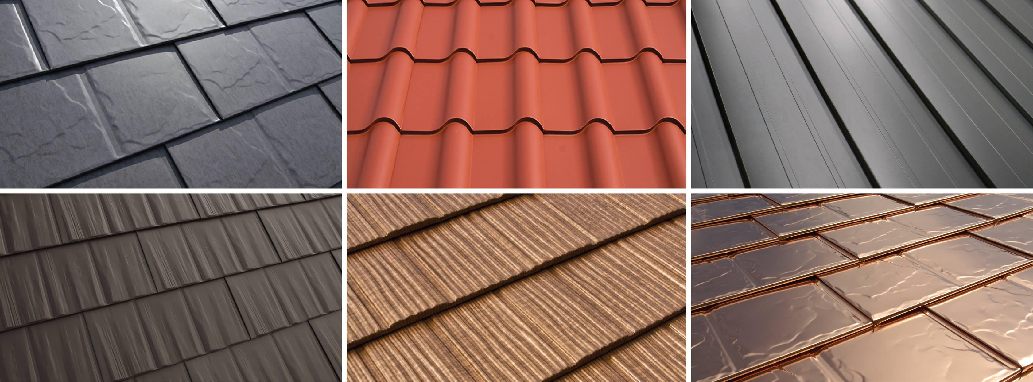 types of metal roofing interlock metal roofing